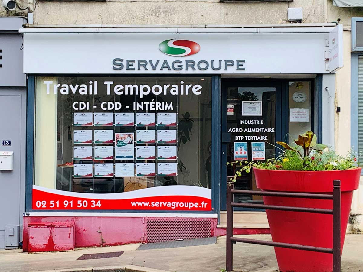 agence servagroupe Les Herbiers